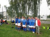 Vattenfall-Sportfest  am 13.9. 2014 in Berlin die Mannschaft Ü35 wurde ohne Niederlage Turnierdritter